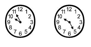 Clock faces clip art