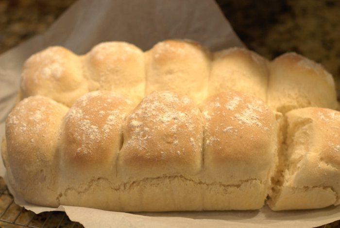 Irish Blaa rolls