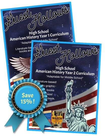 Guest Hollow's American History Bundle