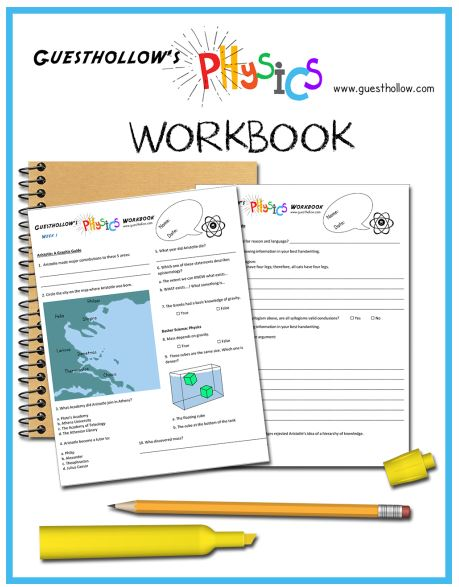 Guest Hollow's Physics Workbook