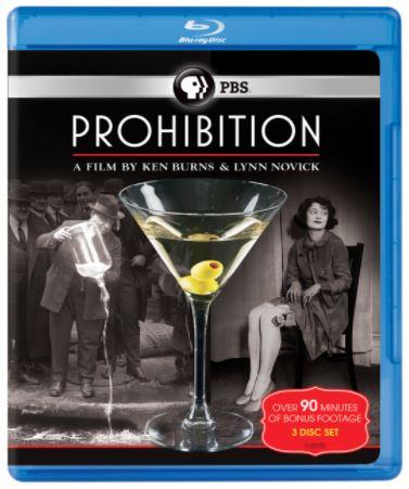 Prohibition Ken Burns