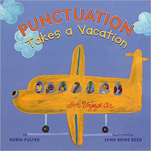 Punctuation Takes a Vacation