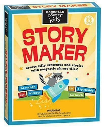 Magnetic Poetry - Kids Story Maker Kit