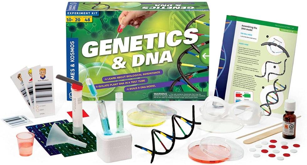 Thames & Kosmos Biology Genetics and DNA Kit