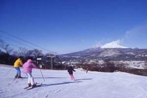 軽井沢プリンススキースノボが楽しめます