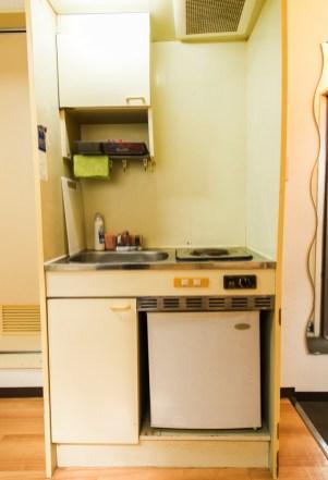 各個室にキッチンがついています。 각 객실에 주방이 있습니다. 所有的房間有廚房 All rooms have kitchens. Chaque chambre est équipée d'une cuisine. 各個房間皆附有廚房