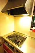 3つのガスコンロが利用可能 3구의 가스레인지를 사용 할 수있습니다 也有3個煤氣爐 3 gas cookers available