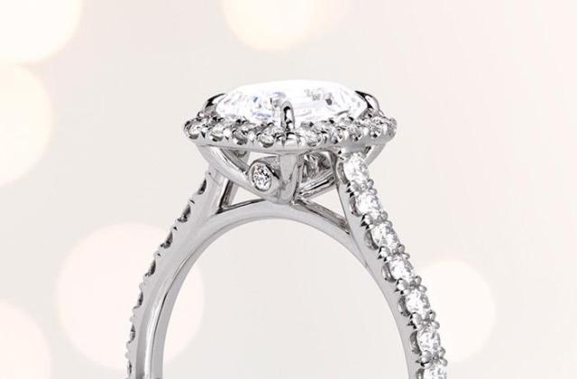 perfect diamond ring