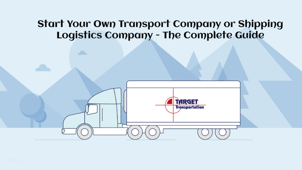 shipping logistics company guide