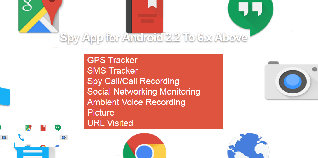 Get spy app for android OS without installing on the suspect phone