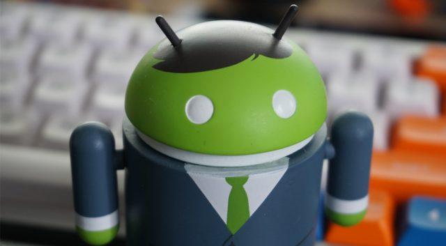 Para dispositivo Android
