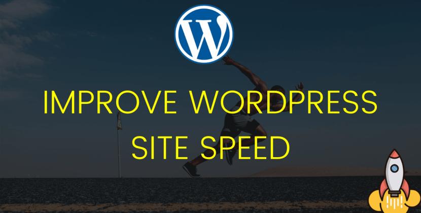 reduce loading time of WordPress