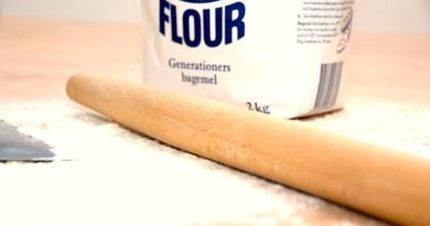 Toscakage er e klassisk kage, der kan købes hos mange bagere. Men toscakagen er også nem at bage selv. Genrefoto: Guffeliguf.dk.