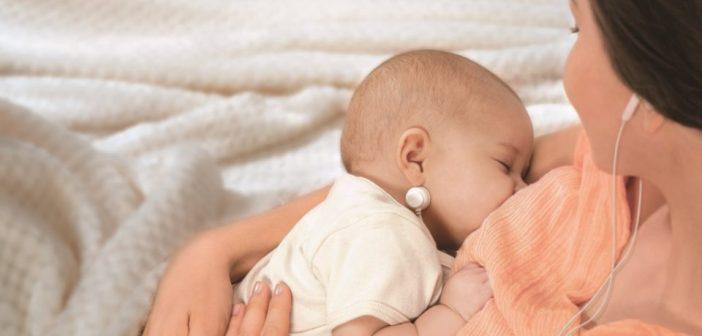 6 najboljih položaja za dojenje