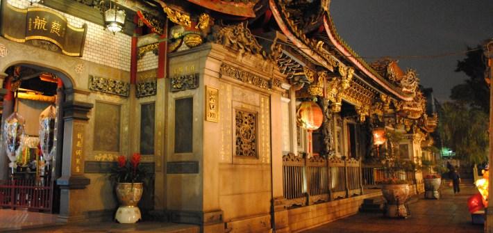 Templo de Longshan en Taipéi