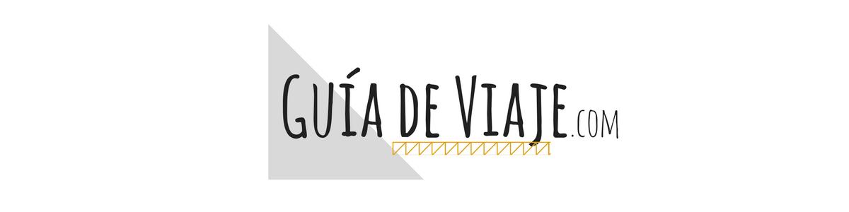 Este es el logotipo oficial de Guía de Viaje . com