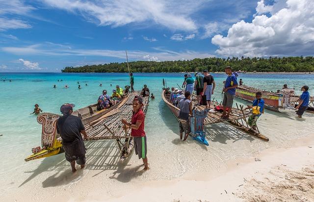 papua nueva guinea esta de moda