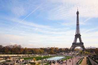 Las capitales de Europa preferidas por los viajeros