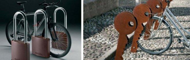 Aparcabicis Bailey Artform - Mobiliario Urbano