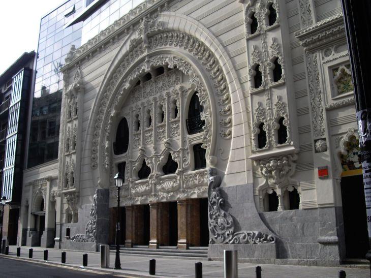 Inauguración Teatro Campos Eliseos de Bilbao - Guía Bilbao Turismo