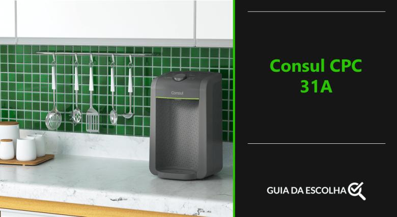 purificador de água Consul CPC 31A