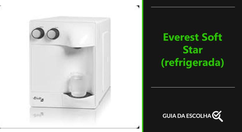 purificador de água Everest Soft Star (refrigerada)