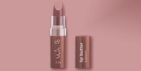 Vult lança sua primeira coleção de lip butter