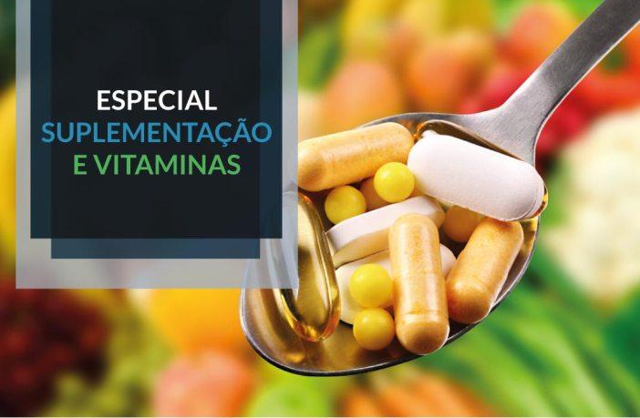 Suplementação e Vitaminas 2017