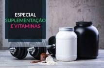 Suplementação e Vitaminas 2018