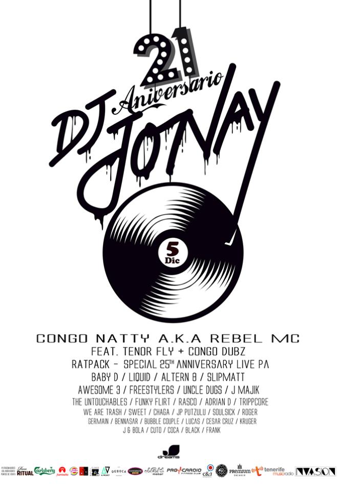 21 aniversario dj jonay