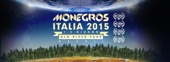 monegros italia 2015