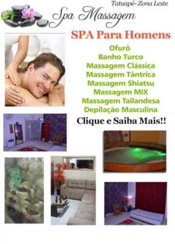 spa massagem zona leste