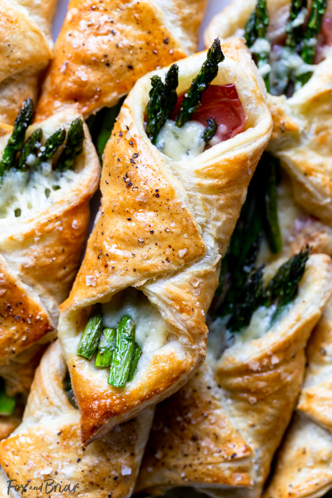Puff Pastry Asparagus Bundles 9 of 13 1
