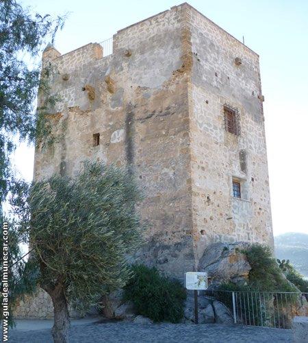 Castillo de los Ulloa, Vélez de Benaudalla, Granada.