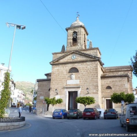 Iglesia Neoclásica Nuestra Señora del Rosario.