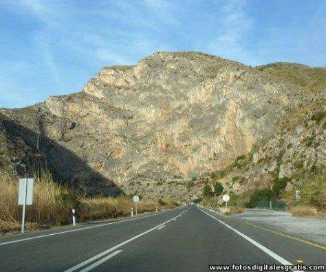 Vélez de Benaudalla Sierras de la Costa Tropical Granada