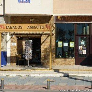 Venta de tabacos Amiguito San Cristóbal Almuñécar