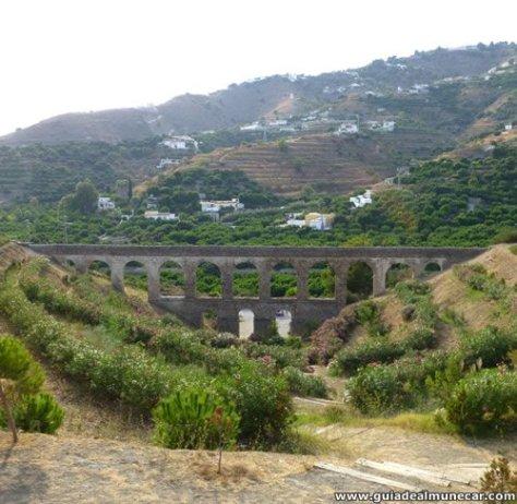 Parque Acueducto Romano Tramo III, Almuñécar Costa Tropical de Granada
