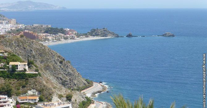 Playas de Almuñécar