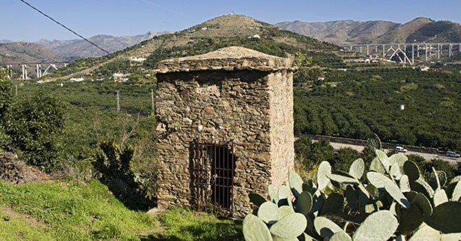 Columbario de la Torre del Monje.