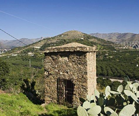 Colombario La Torre del Monje, Almuñécar.