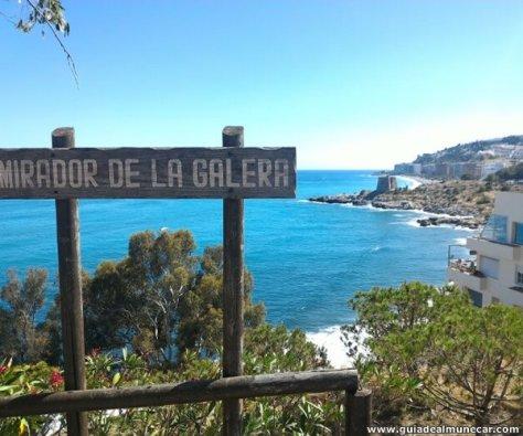 Parque del Mediterráneo, Mirador de la Galera.