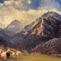 Sotres... el último pueblo de Asturias