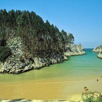 Ruta San Antolín - Playa de Guadamía... entre las playas más monumentales de la zona de Llanes