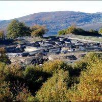 Ruta arqueológica de Grandas... la calidad paisajística y su amplia historia de la que hay numerosos testigos arqueológicos.