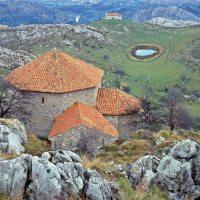 Capillas del Monte Sacro o Monsacro... una ruta a un lugar sagrado de leyenda