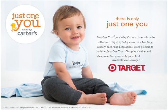 Carters para Target 2