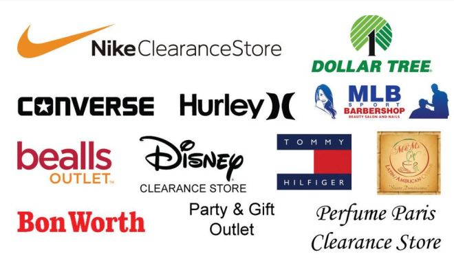 Kissimmee Clearance Center BRANDS