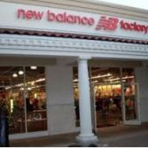 new balance factory store fachada.premium outlet international
