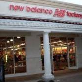 new balance factory store fachada.premium outlet international